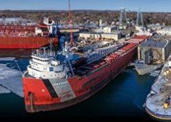Sturgeon Bay Shipyard Tours